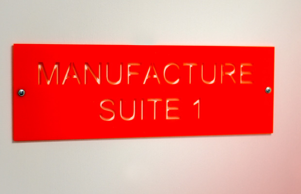 Our manufacturing facility is clean and controlled and offers two manufacturing suites and a wet laboratory