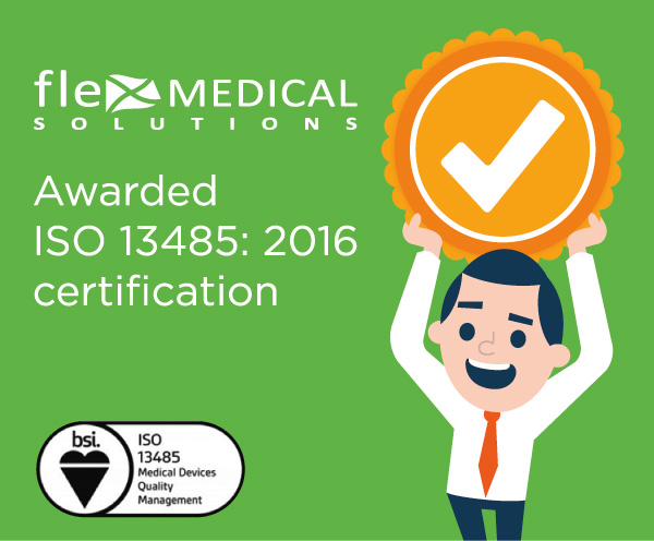 Quality Assured – FlexMedical secures ISO 13485: 2016