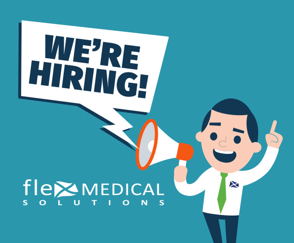Career Opportunities at FlexMedical Solutions